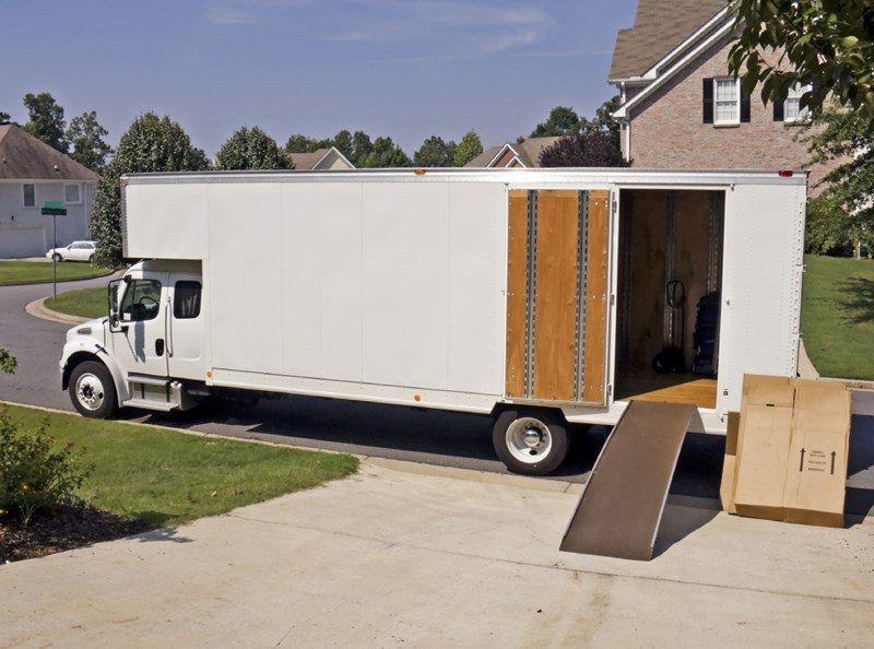 Moving Services in El Cajon CA