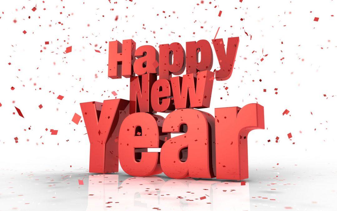 Happy New Year San Diego